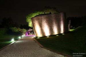 Nachtopnames paviljoen Puur 3